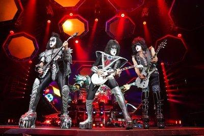 En su última gira, KISS confirma concierto en Paraguay