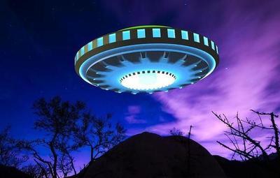 ¿OVNI en Encarnación?