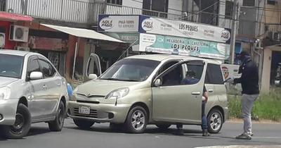 Violento asalto en Mariano Roque Alonso