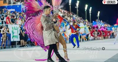 Carnaval Encarnaceno 2020: La inclemencia del tiempo no fue excusa para el público