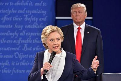 Trump utiliza su estatura como arma política en la campaña presidencial