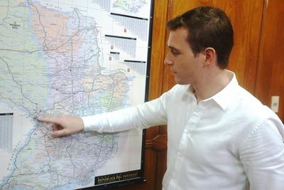 Comisión trabajará en reconstrucción de muro para paliar la bajante del Lago de Ypacaraí