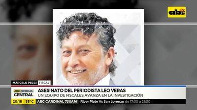 Avanza investigación del asesinato de periodista Leo Veras en PJC