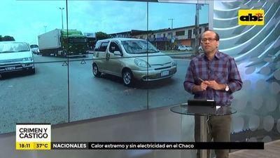 Millonario asalto en Mariano Roque Alonso