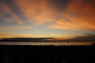 Playa San José, epicentro de la movida