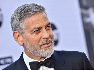 George Clooney se prepara para grabar una cinta postapocalíptica