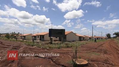 CONFLICTO JUDICIAL DE LA EBY RETRASA ENTREGA DE VIVIENDAS EN STO. DOMINGO