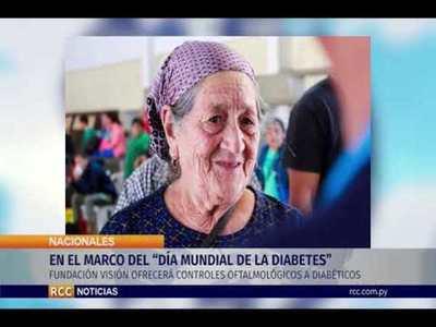 """EN EL MARCO DEL """"DÍA MUNDIAL DE LA DIABETES"""""""