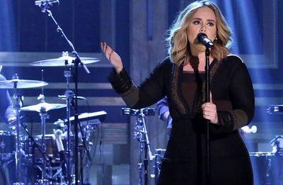 Adele revela que prepara un nuevo álbum para septiembre