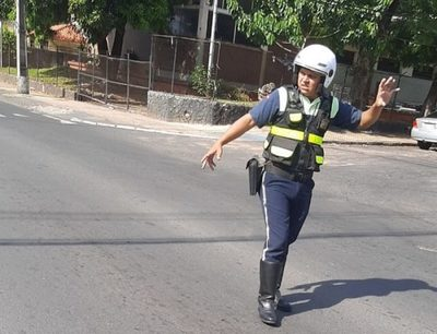 PMT debe entregar acta de procedimiento a infractores en Asunción, advierten