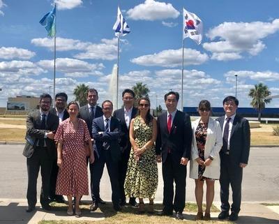 Avanzan negociaciones entre el Mercosur y la República de Corea