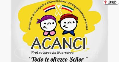 ACANCI realiza trabajos para asistir a niños con Cáncer de Itapúa