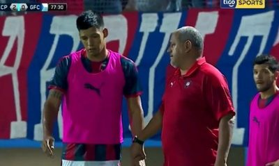 """Dos Santos reconoce """"error"""" y pide disculpas"""