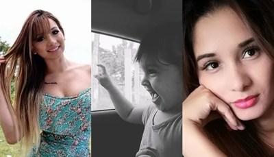 Emotivo encuentro entre las hijas de Marilina y Mariela