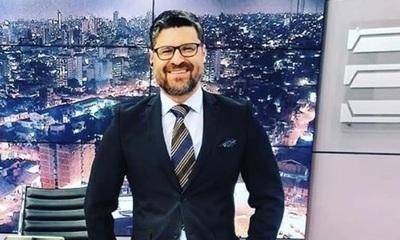 Diego Agüero quiere ser Intendente de Villa Elisa