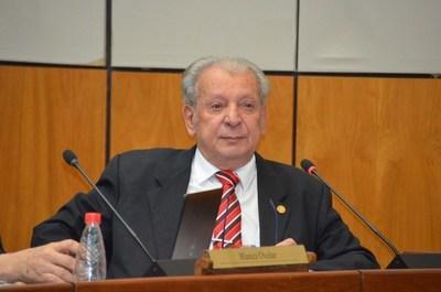 Galaverna, satisfecho por el cambio de postura de Diputados en caso Financiamiento Político