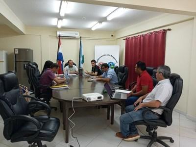 Declaran emergencia por dengue en Boquerón y proponen asueto para mingas ambientales