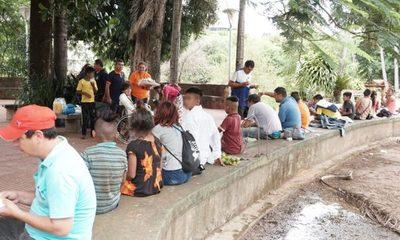 Acompañan a unas 100 personas en plan de reinserción social