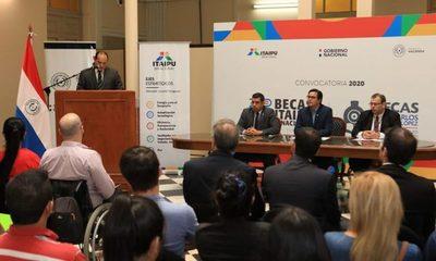 Hasta el domingo podrán postularse los interesados en becas de la Itaipú Binacional