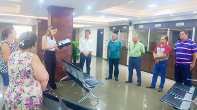 Club dona predio y Santa Rita ya podrá construir su polideportivo municipal