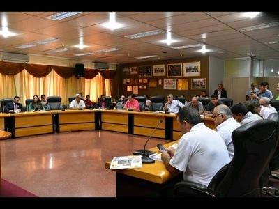 TRATAMIENTO DE TEMAS DE VITAL INTERÉS PARA LOS MUNICIPIOS CONVOCÓ A REUNIÓN DE LA AIDI