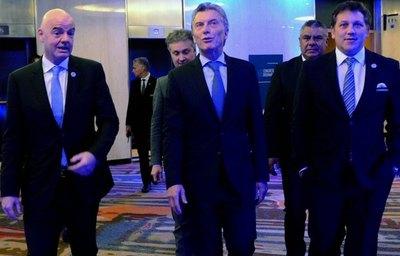 FIFA anula su reunión prevista en marzo en Paraguay