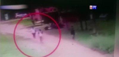 Detienen a presunto delincuente que habría realizado varios asaltos en Luque