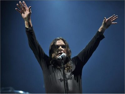 Ozzy Osbourne cancela su gira por Norteamérica aquejado por su salud