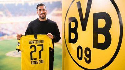 Emre Can firma con el Borussia hasta 2024