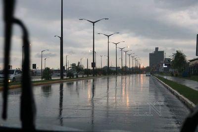 Anuncian sistemas de tormentas para el interior del país