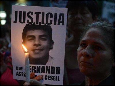 A un mes del asesinato de Fernando Báez Sosa, familiares exigen justicia