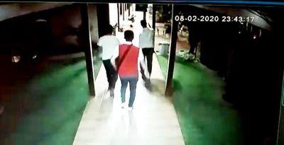 Trasladan a tres de los policías vinculados a presunta extorsión en San Pedro