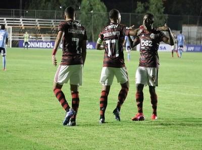 Flamengo sigue imparable en la CONMEBOL Libertadores Sub 20