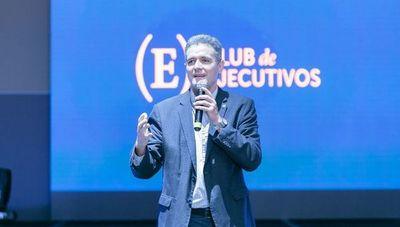 """Yan Speranza: """"Paraguay necesita crecer 6% a 7% y eso no será posible si no encaramos cambios más estructurales"""""""