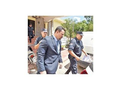 Proceso de destitución de Ulises Quintana sigue pendiente en el Congreso