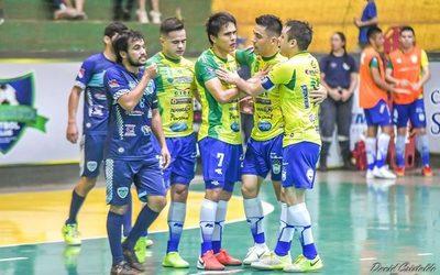 Franco recibe a Mallorquín por el pase al Nacional