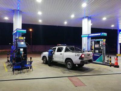 Asaltan estación de servicios en Limpio