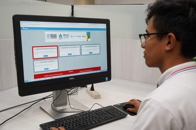 Becas Itaipu-becal: para asegurar postulación piden llenar todos los campos del formulario online