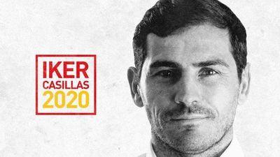 """Iker se retiró ayer y hoy ya lo llaman """"Presidente"""". Se postula a la titularidad de la Federación Española"""