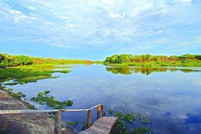 Fortalecerán la conservación y el desarrollo sostenible del Pantanal