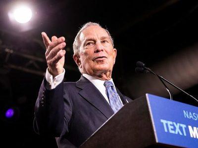 Bloomberg cumple criterios para debate