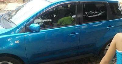Familia sufrió violento asalto en Loma Pytá