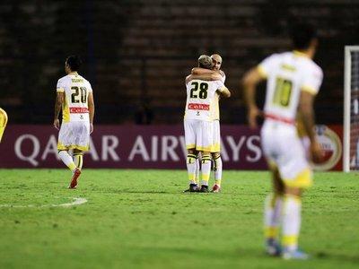 Coquimbo cae derrotado pero pasa a la segunda fase de la Sudamericana