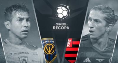 HOY / Independiente vs. Flamengo, primer asalto por la Recopa Sudamericana