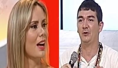 'Tiene un trabajo de chu', confirmó un Pai ante sospecha de Dahiana Bresanovich