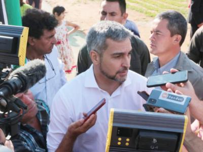 Inicio de clases: Mario Abdo espera que reclamo docente no afecte a los estudiantes
