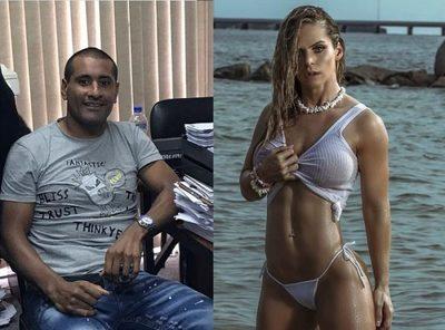 Da Silva denuncia por extorsión a Gabi Wolscham