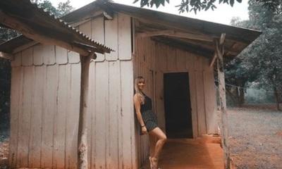 """Marilina Bogado: """"Siempre voy a mi antigua casa a recordar viejos tiempos"""""""