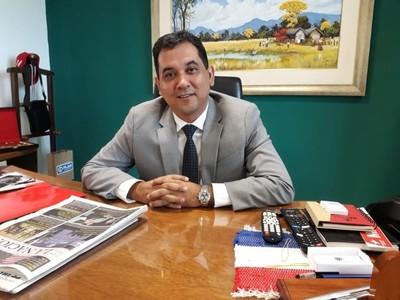 'Sin querer pecar de soberbio, no creo que haya mejor candidato que yo para la intendencia'- Martín Arévalo