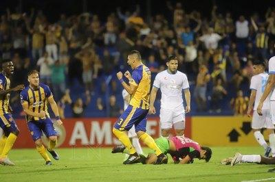 Luqueño empata contra Mineros y clasifica en la Copa Sudamericana